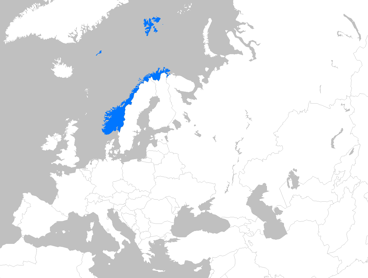 FileEurope Map Norwaypng Wikimedia Commons - Norway netherlands map