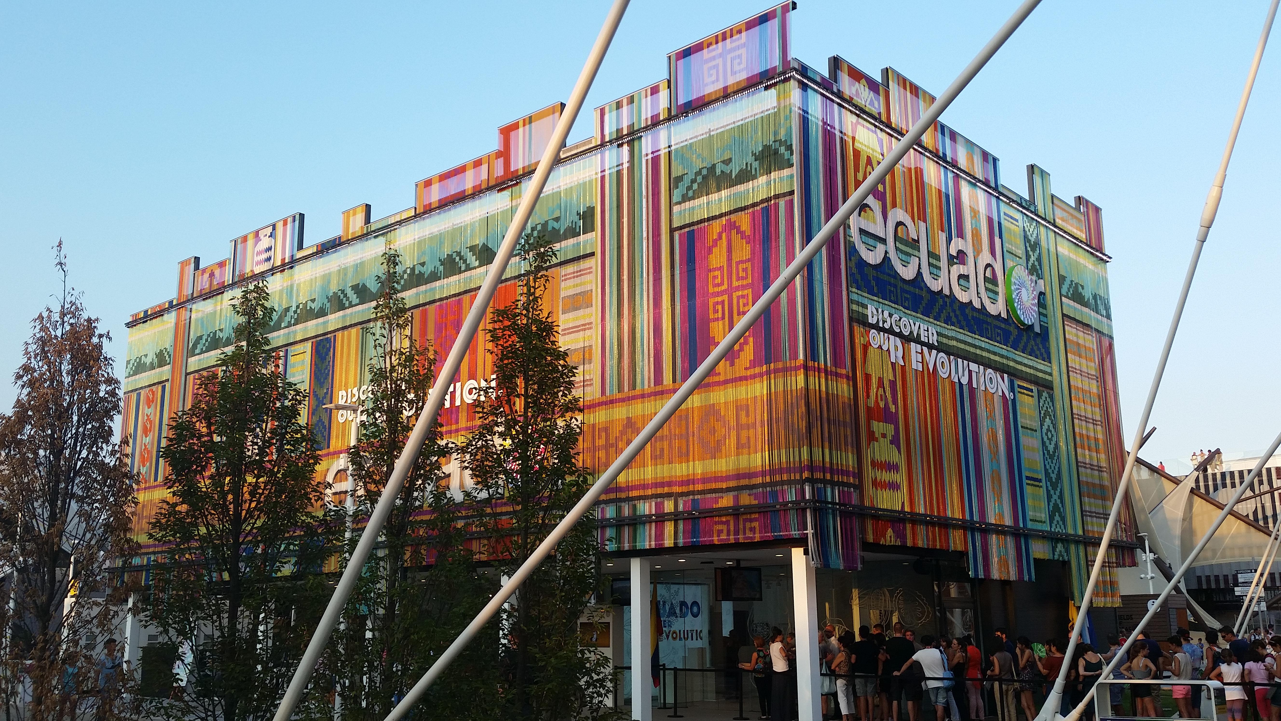 Expo Milano Stand Ecuador : File expo milano pavilion of ecuador g