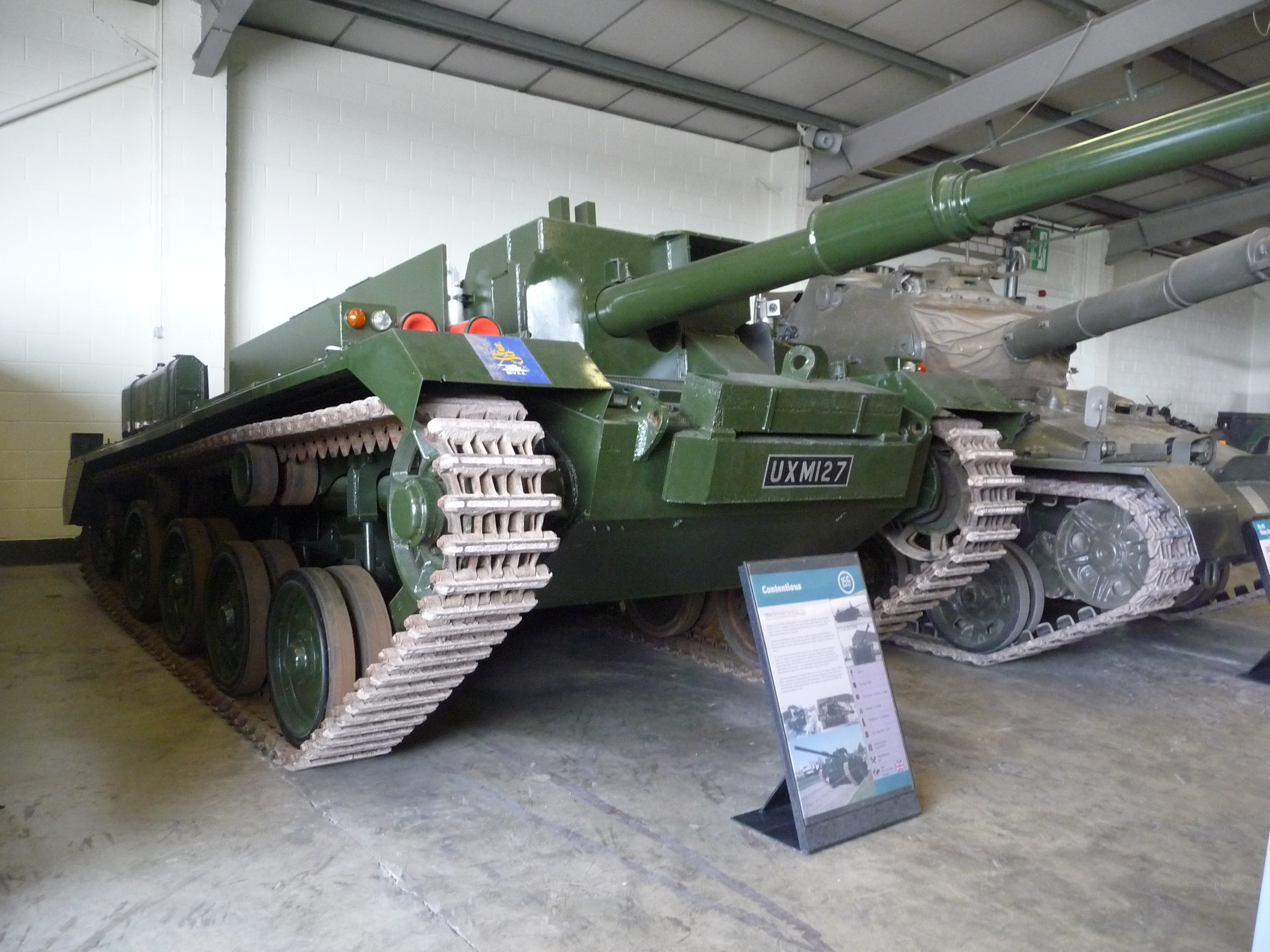 A 43 Wot fv4401 contentious - wikipedia