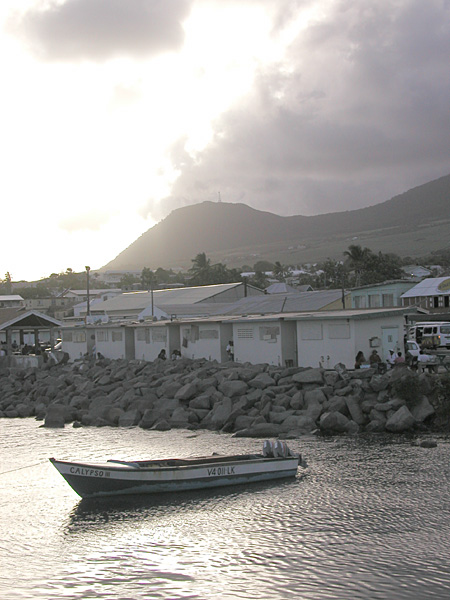 Файл:Fishing boat, Basseterre harbor, St. Kitts.jpg