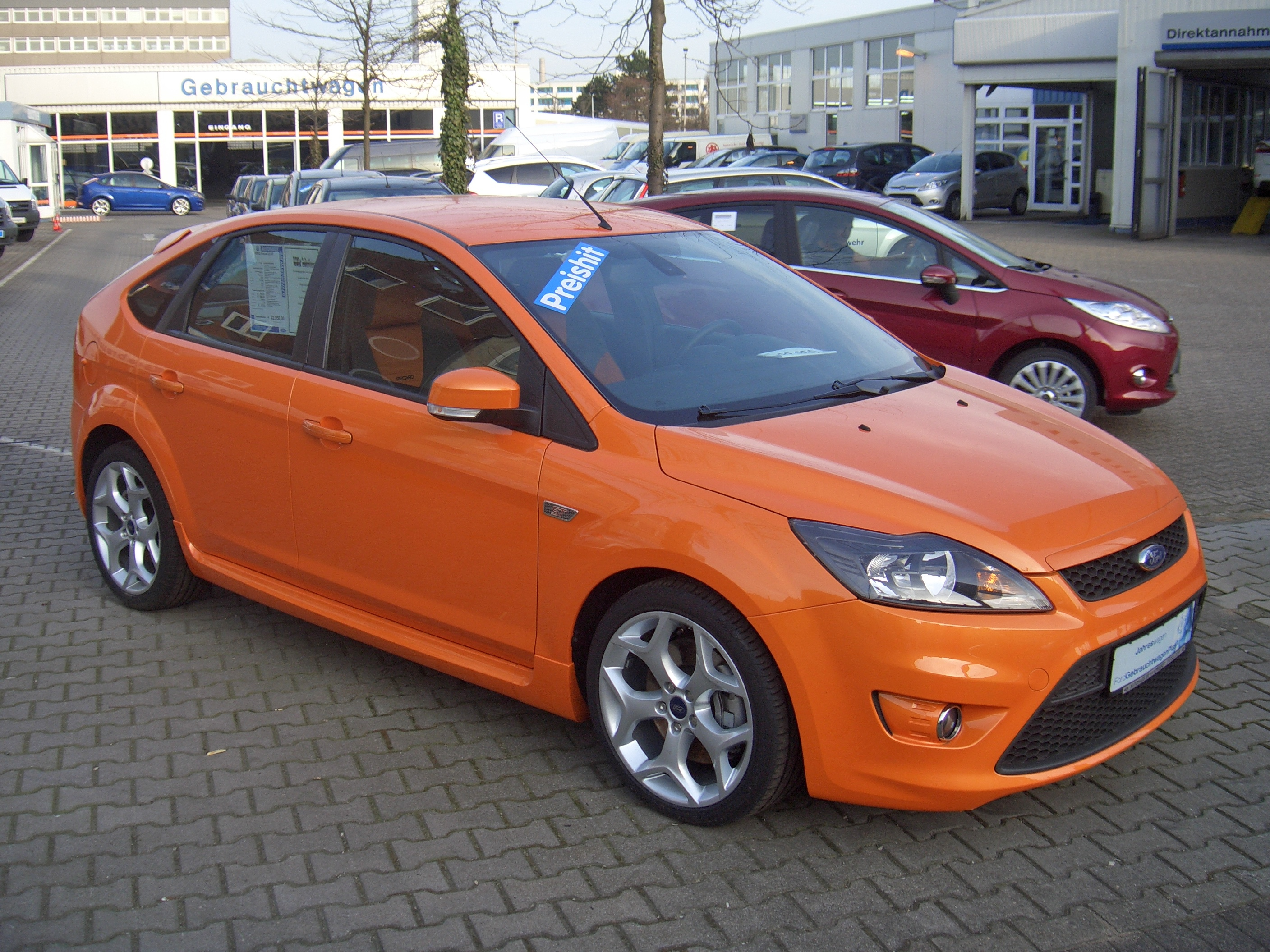achat focus st 225 st rs ford forum marques. Black Bedroom Furniture Sets. Home Design Ideas