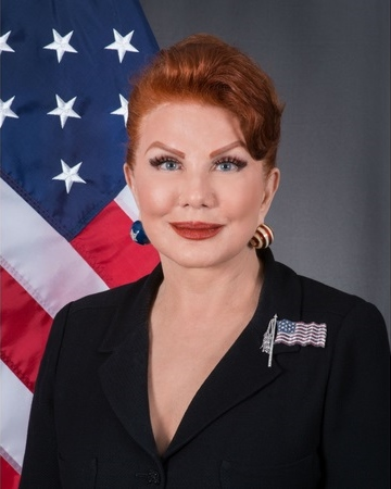 Diplomacy >> Georgette Mosbacher - Wikipedia