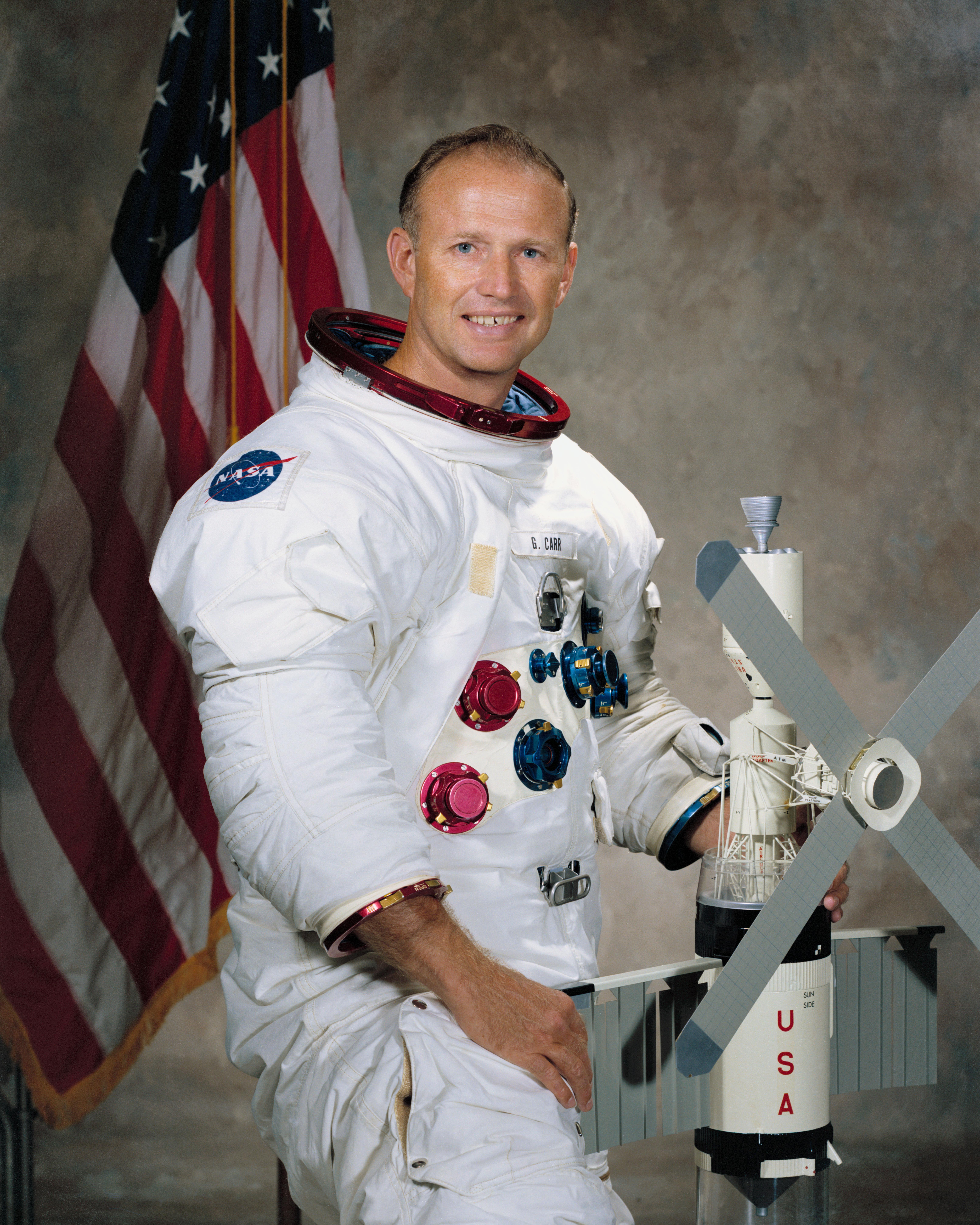 Gerald P Carr Wikipedia