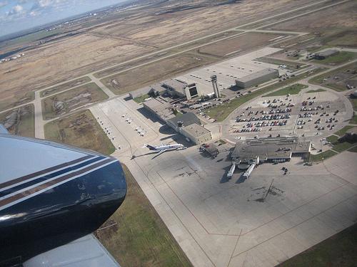 Grand Forks International Airport - Wikipedia