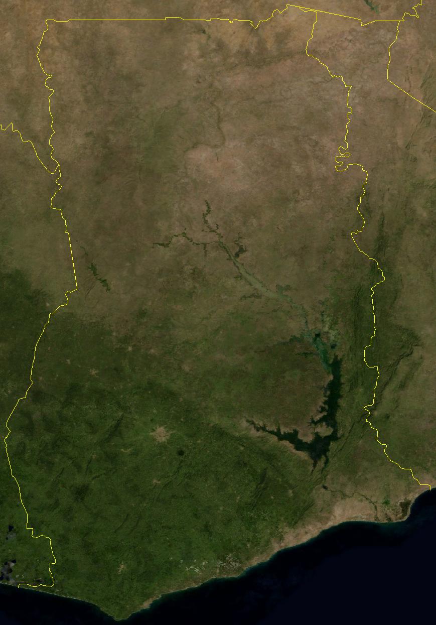 Lista oraelor din Ghana Wikipedia