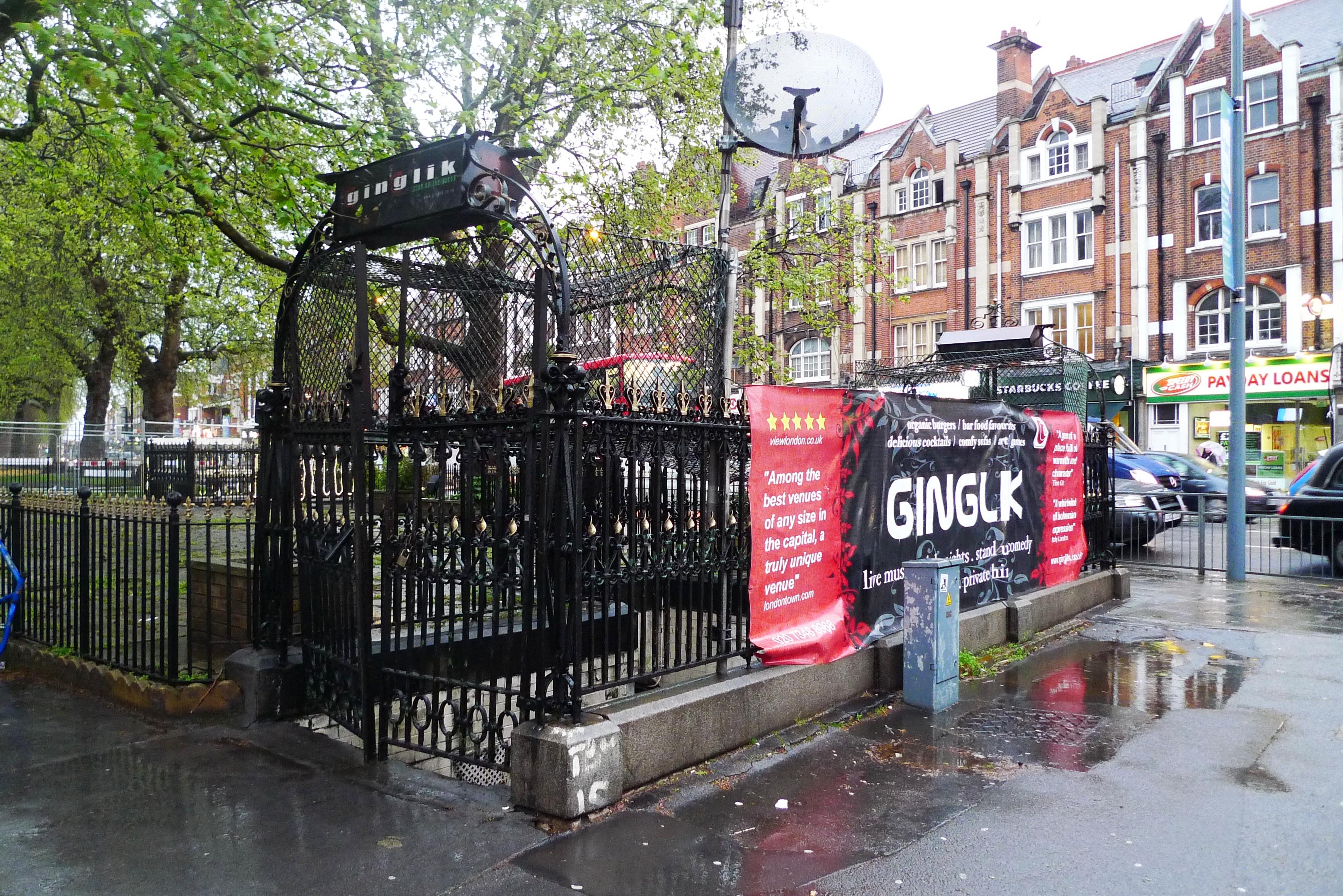 London Shepherds Bush Street View Hotel