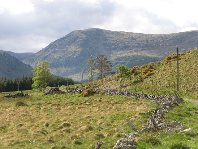 Glen Clova - geograph.org.uk - 442273