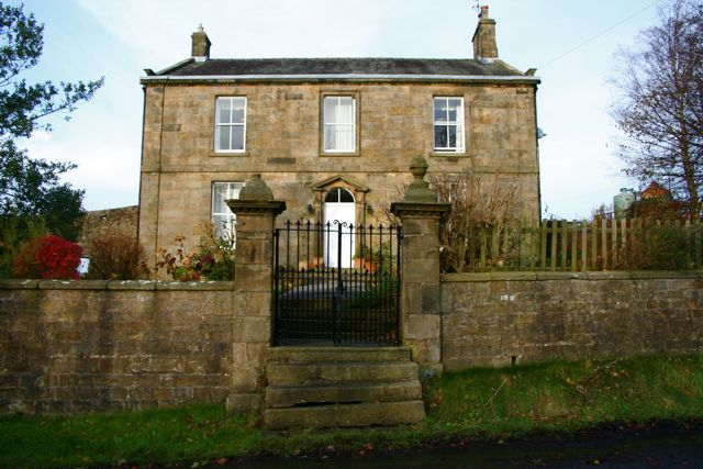 file grand house  pendleton - geograph org uk