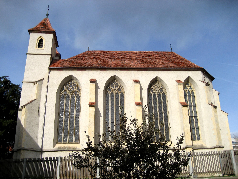 Leechkirche, die Universitätskirche der Karl-Franzens-Universität