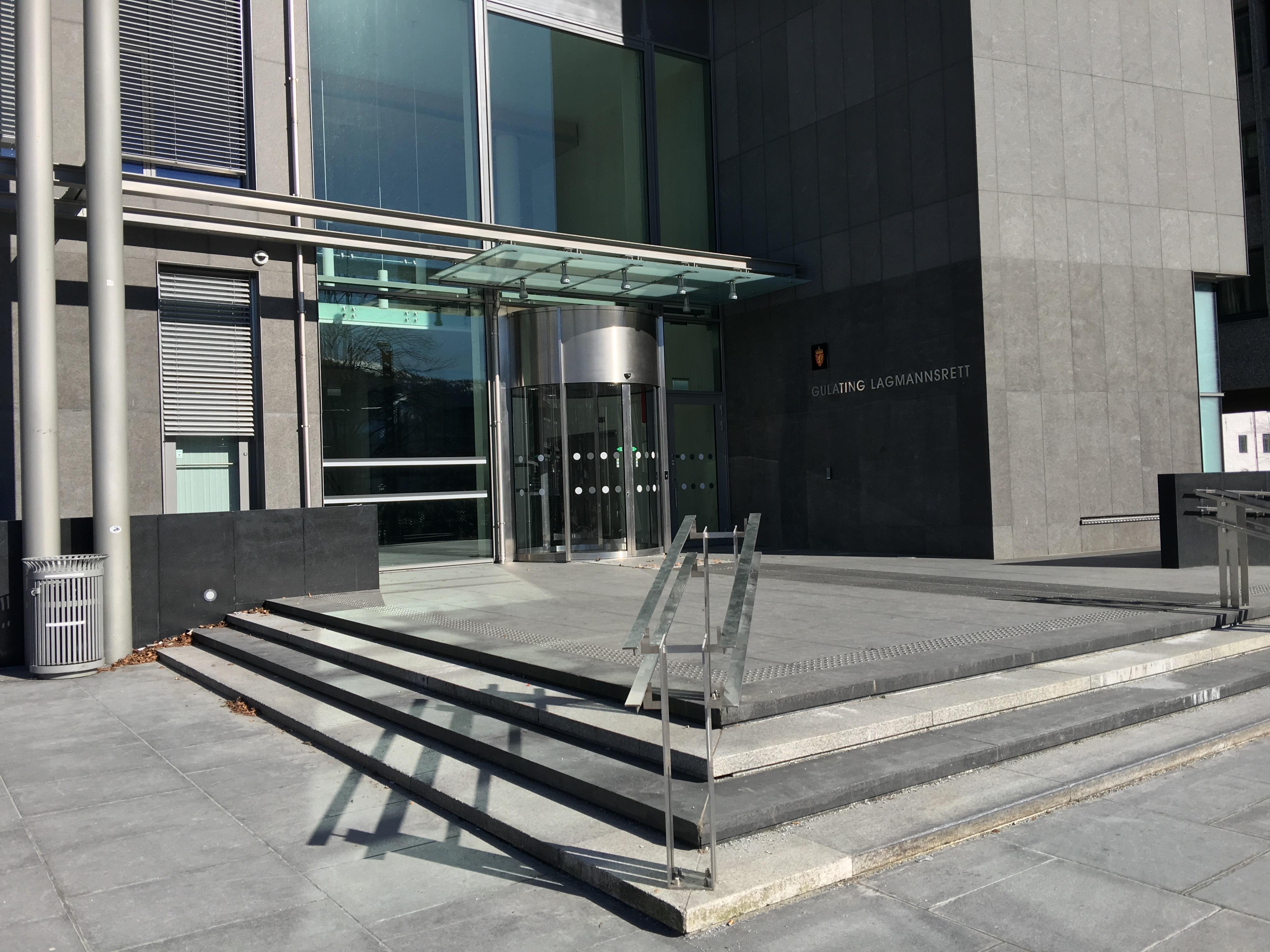 File:Gulating Lagmannsrett courthouse (Appeal Court) at Gulatings plass (Kaigaten) in Bergen, Norway 2018-03-18 D.jpg
