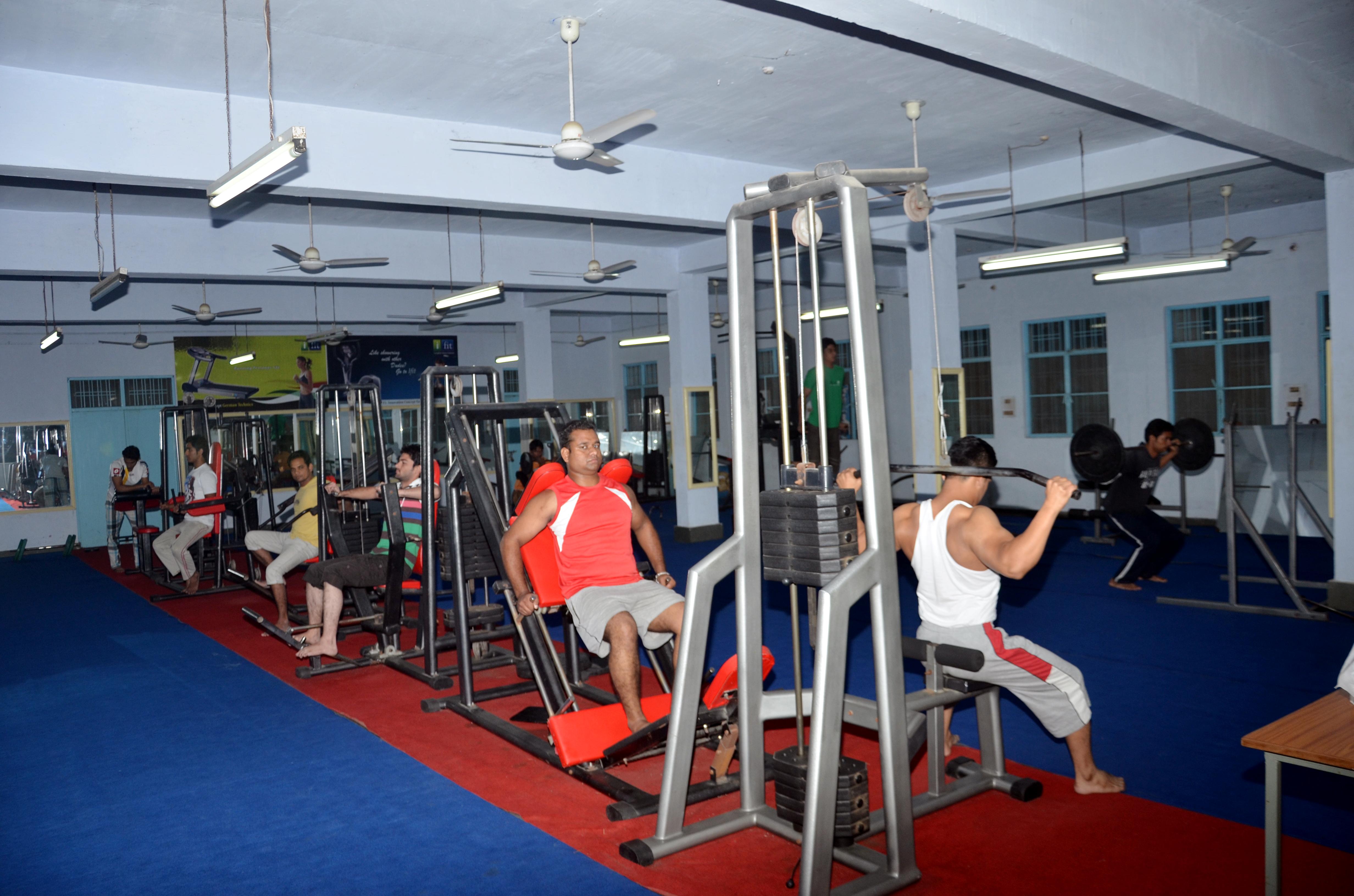File gym integral university g