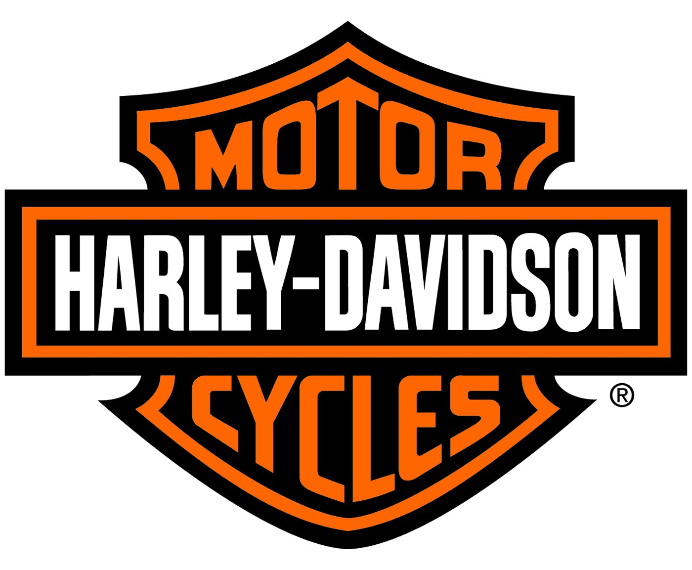 File Harley davidson logo on mercedes benz logo usage