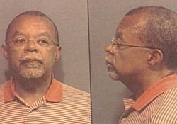 Mug shot of Harvard Professor, Henry Louis Gates, taken by the Cambridge, Massachusetts Police Department, 2009