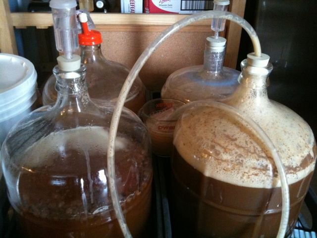File:Home-brewing set with 5-gallon containers.jpg