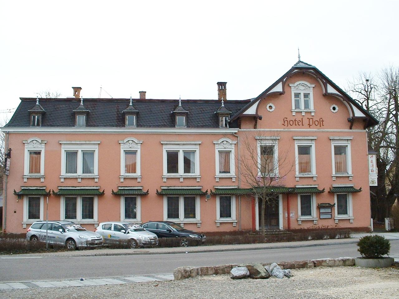 Hotel Zur Post Willy Wolf