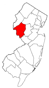 Hunterdon County New Jersey