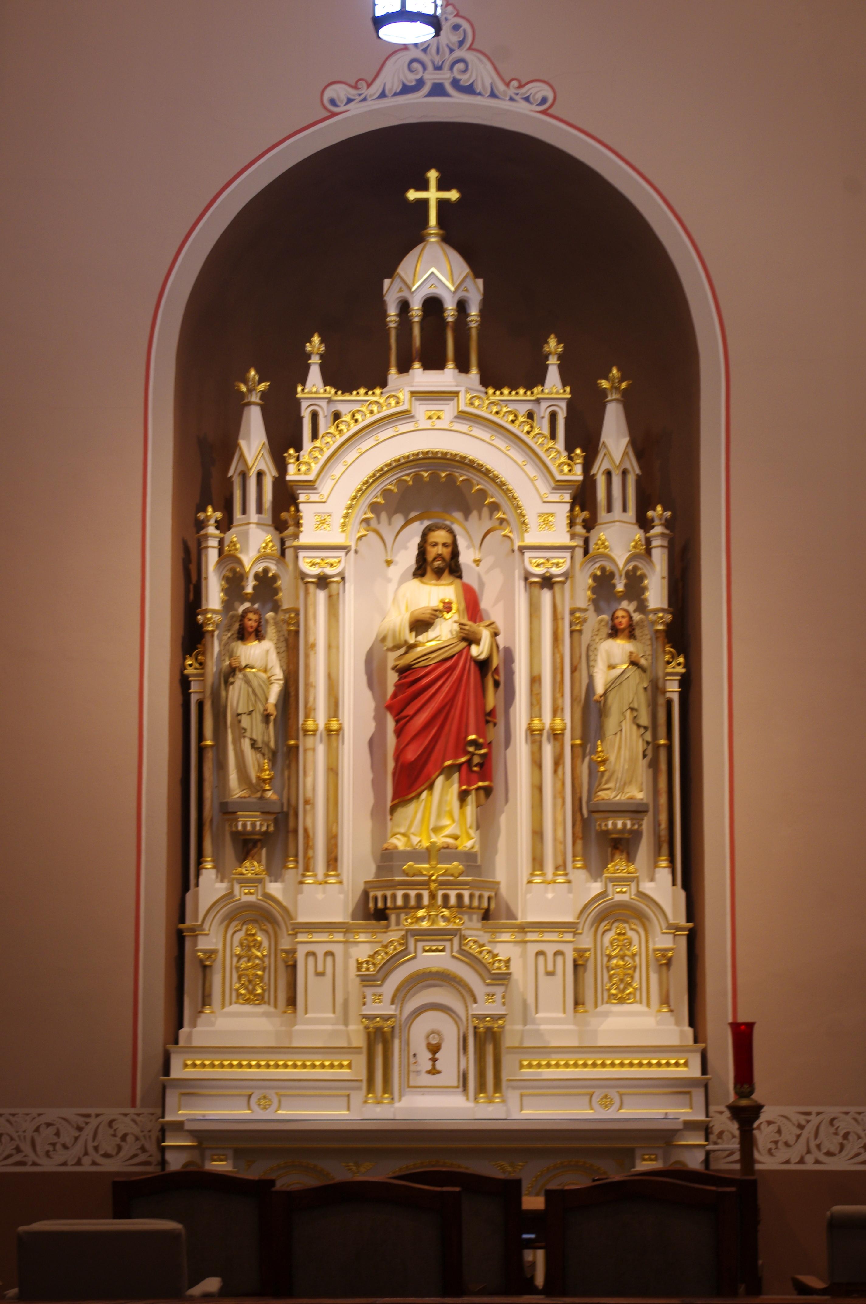 File:Immaculate Conception Catholic Church (Celina, Ohio ...