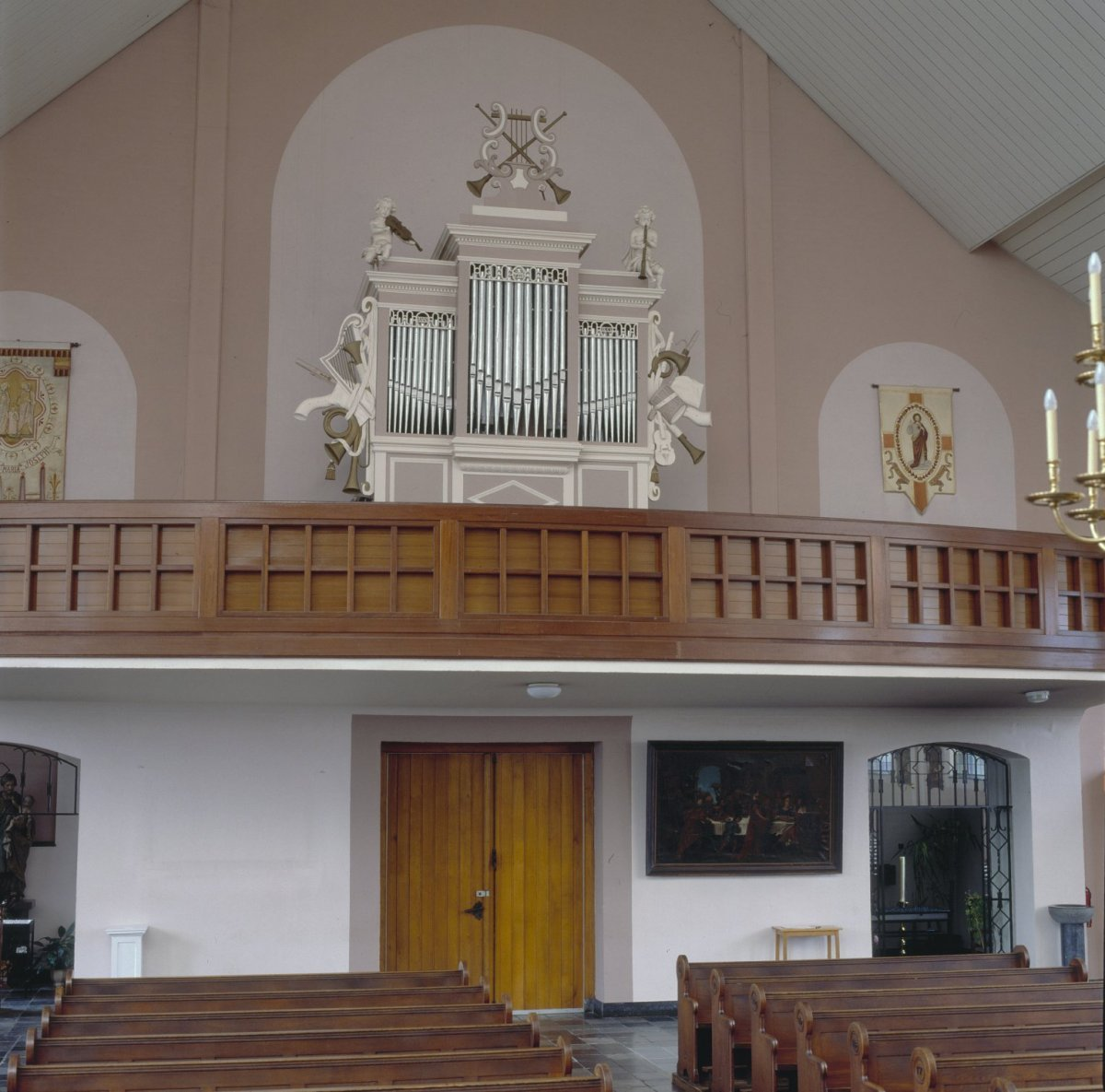 File interieur aanzicht orgel orgelnummer 930 for Interieur 607