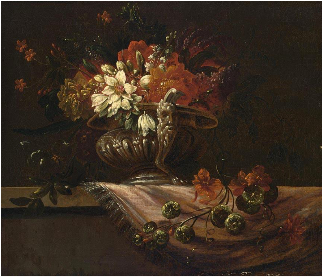 0c88fa7602 File Jacob Melchior van Herck - Still life with poppy anemones ...