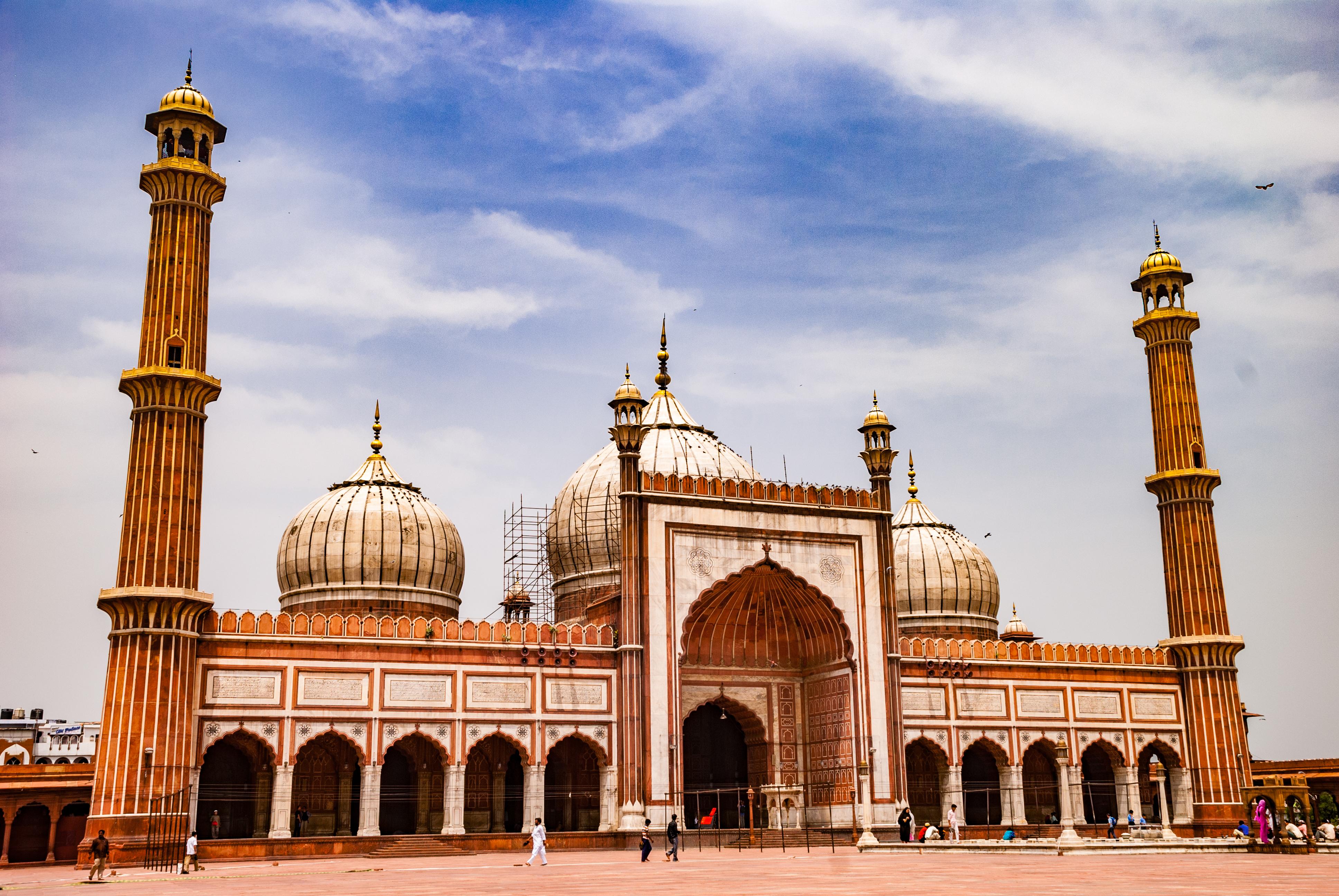 Jama Masjid Delhi  Wikipedia