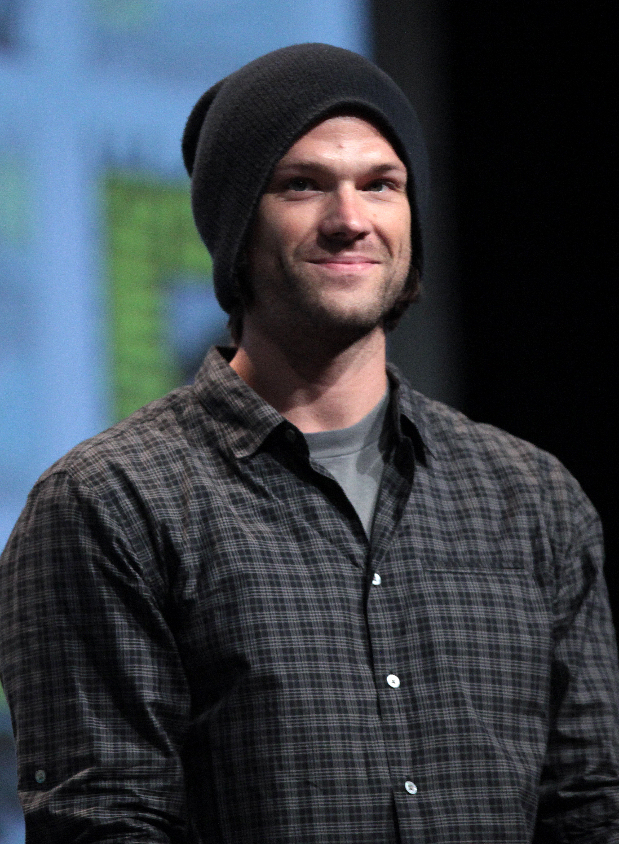 File:Jared Padalecki by Gage Skidmore 3.jpg - Wikimedia Commons