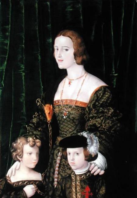 Genealogía de los Reyes Católicos Joanna_of_castile_with_her_children