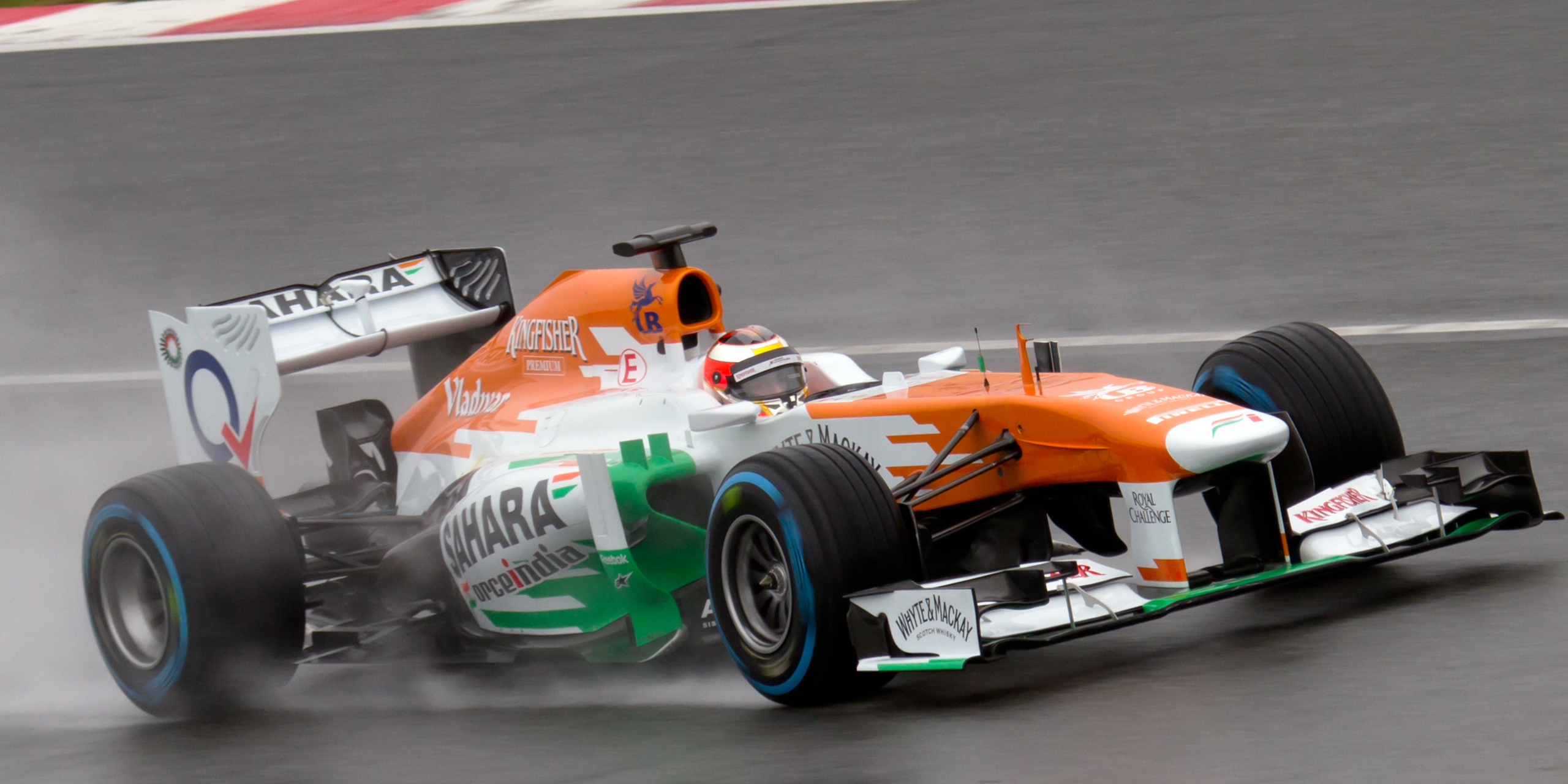 Sahara Force India F1 Background 7