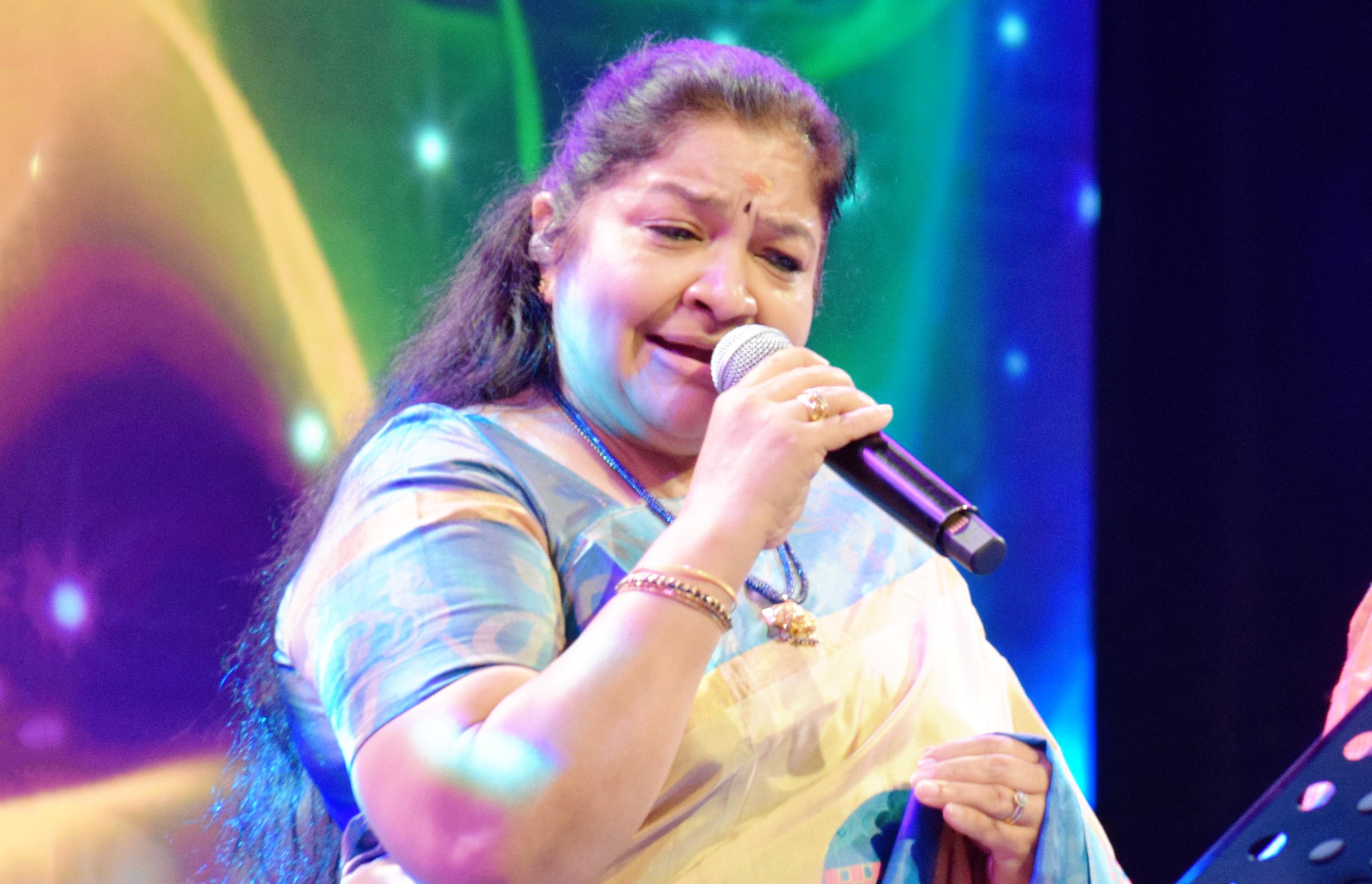K  S  Chithra - Wikipedia