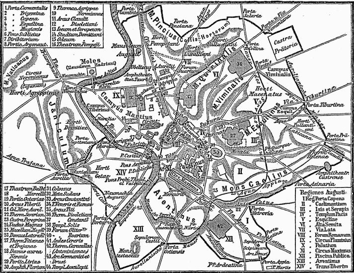 Immagine:Karte Rom unter Augustus MKL1888.png