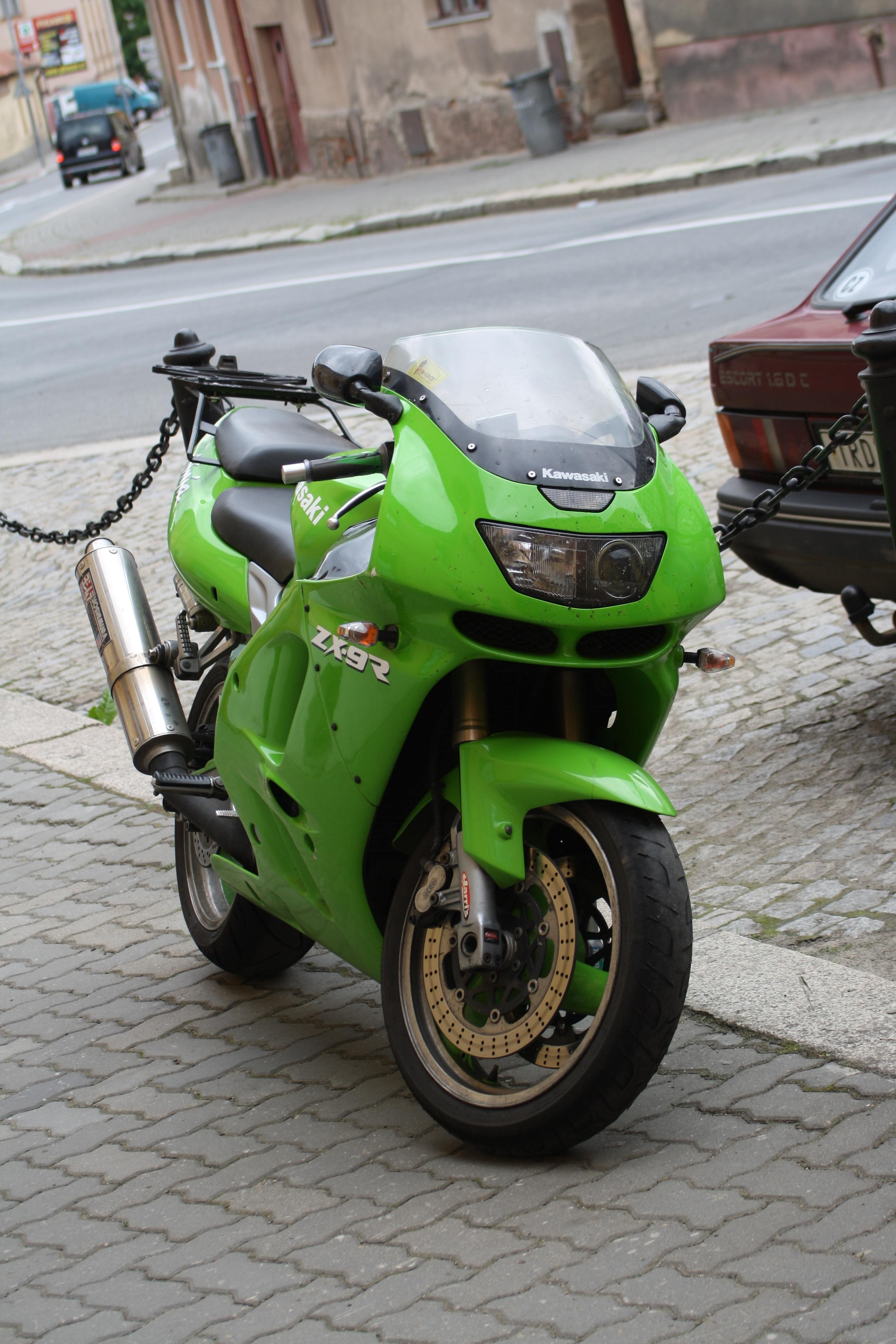 Kawasaki Ninja Zx 9r Wikipedia