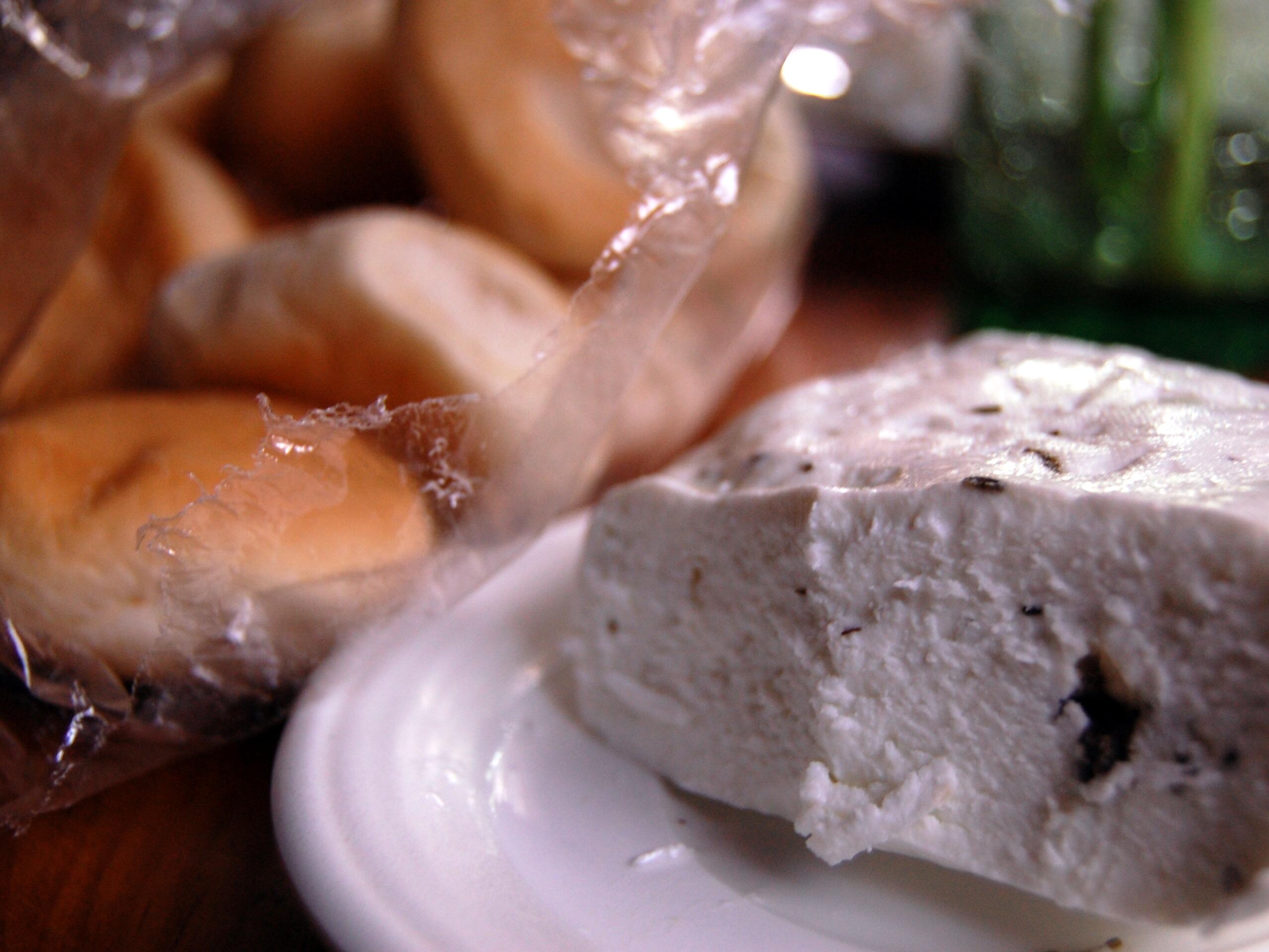 Kesong Puti White Cheese