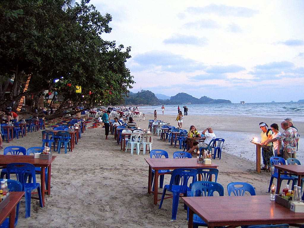 Koh Chang Hotels White Sand Beach Bangu Beach Resort
