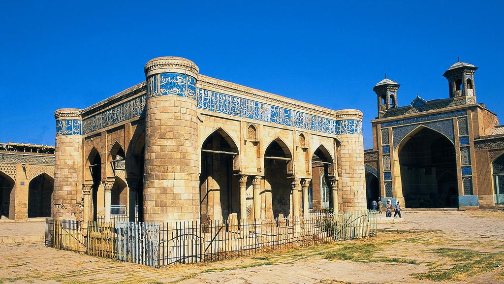 Image result for مسجد جامع عتیق شیراز