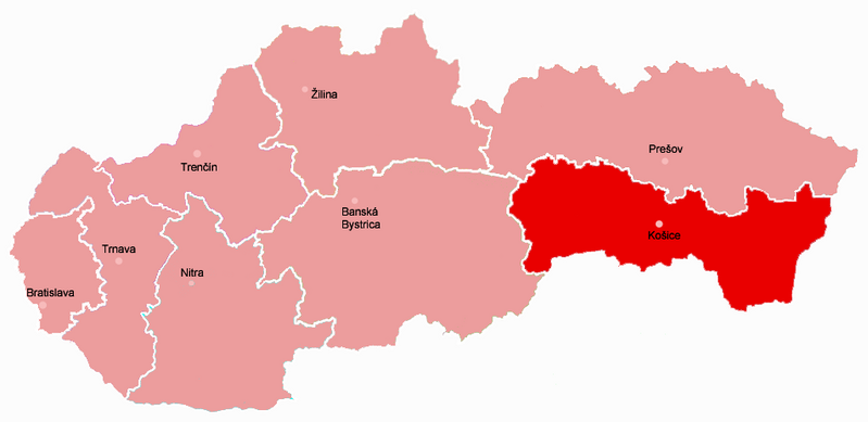 Slovakia, Kosice