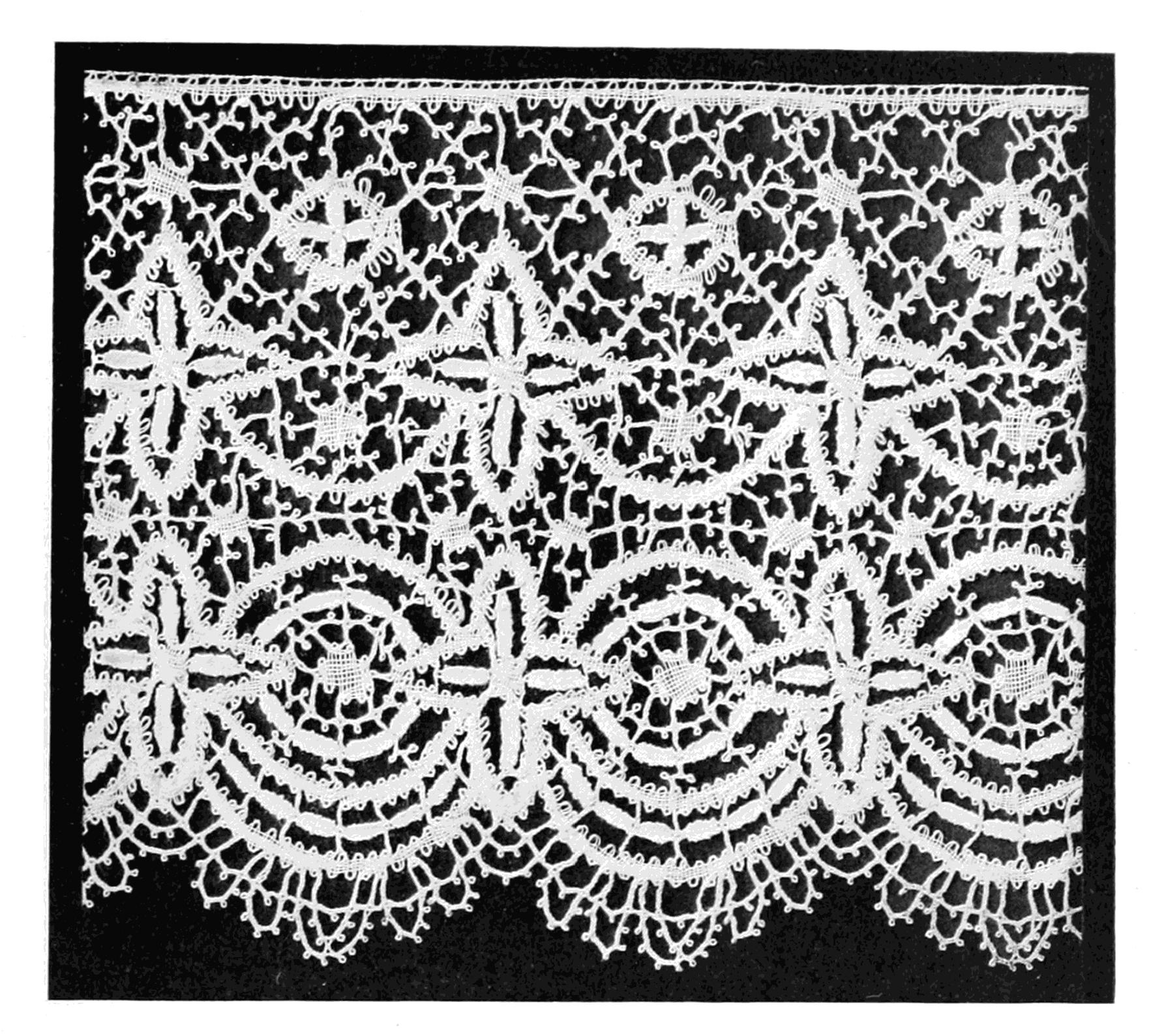 Chantilly Lace Vs Decorators White