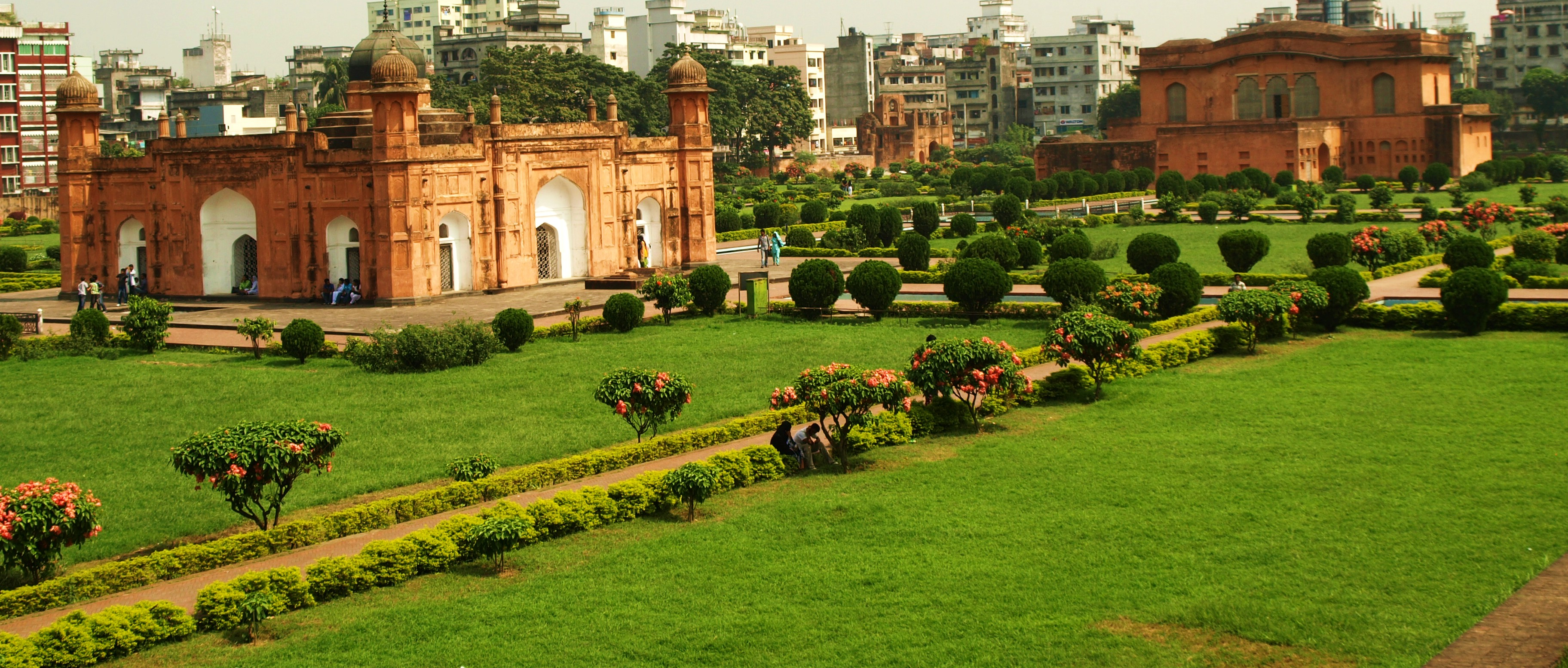 Lalbagh Fort in Dhaka, Bangladesh : islam