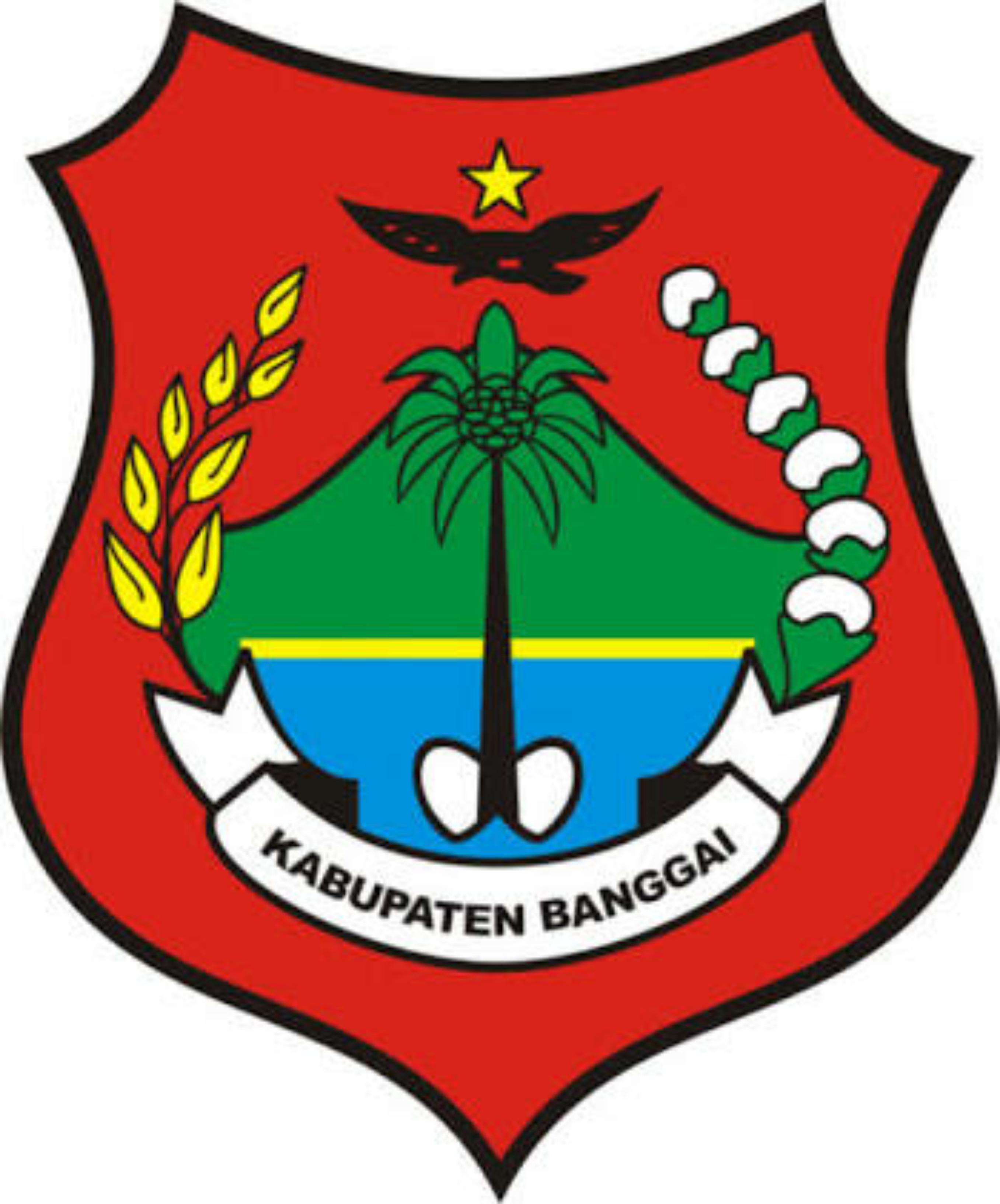 File Lambang Kabupaten Banggai Sekwrang Png Wikimedia Commons