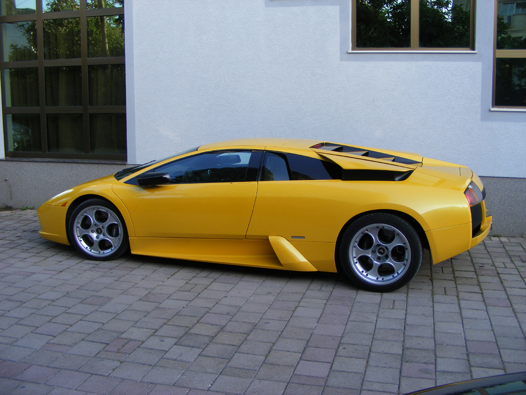 File Lamborghini Murcielago Side Jpg Wikimedia Commons