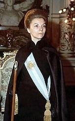 Perón, Isabel (1931-)