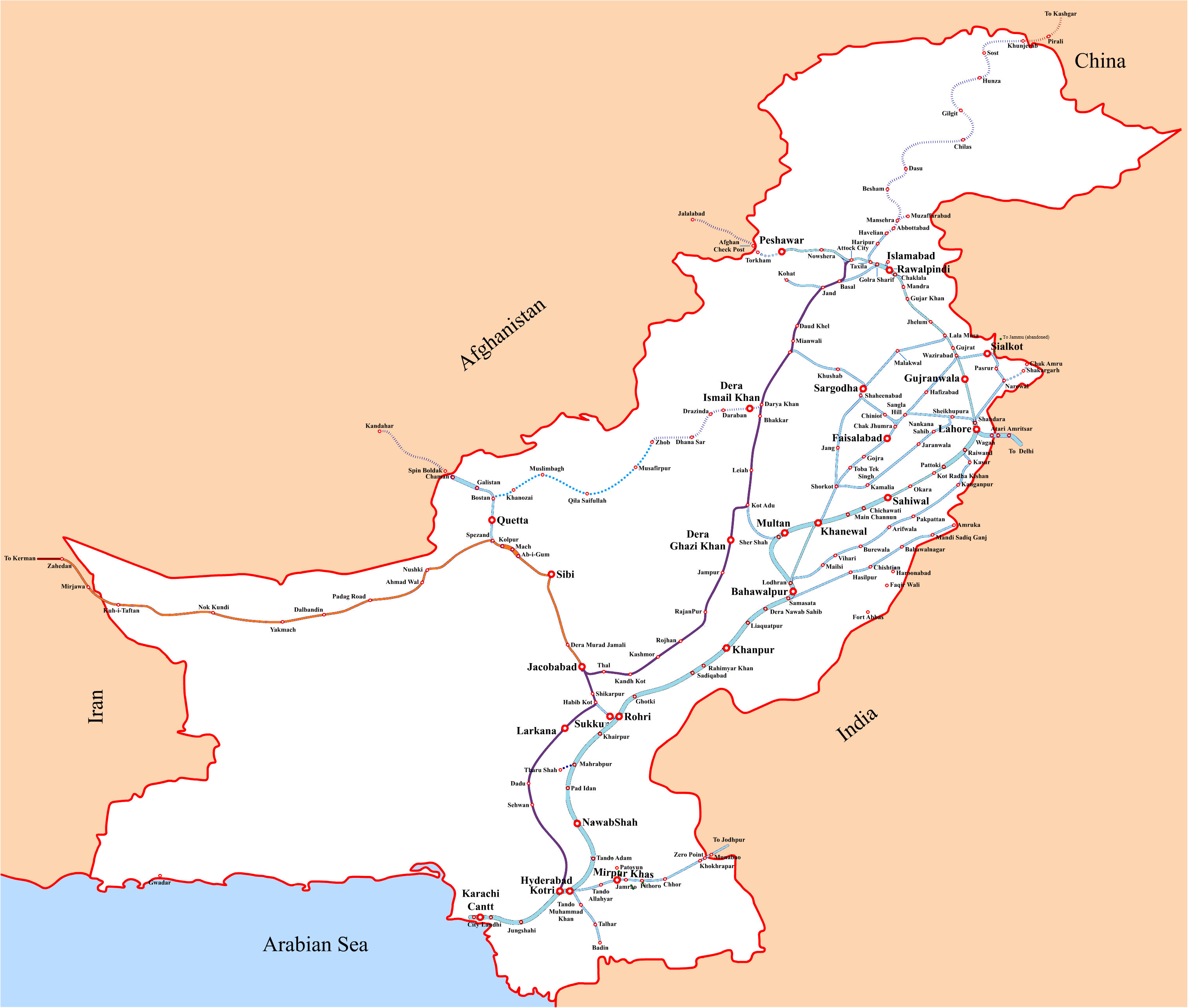 thesis on pakistan railways Read more about pakistan railways is getting an upgrade thanks to china's billions on business standard along with decades of under-investment, the rail company has also suffered from ingrained graft.