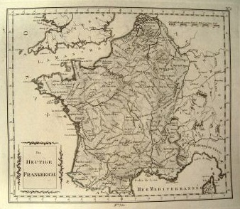 A4 Map Of France.File Map Of France In 1805 By Reilly 701 Jpg Wikimedia Commons