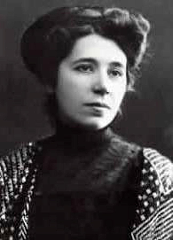 María Lejárraga.