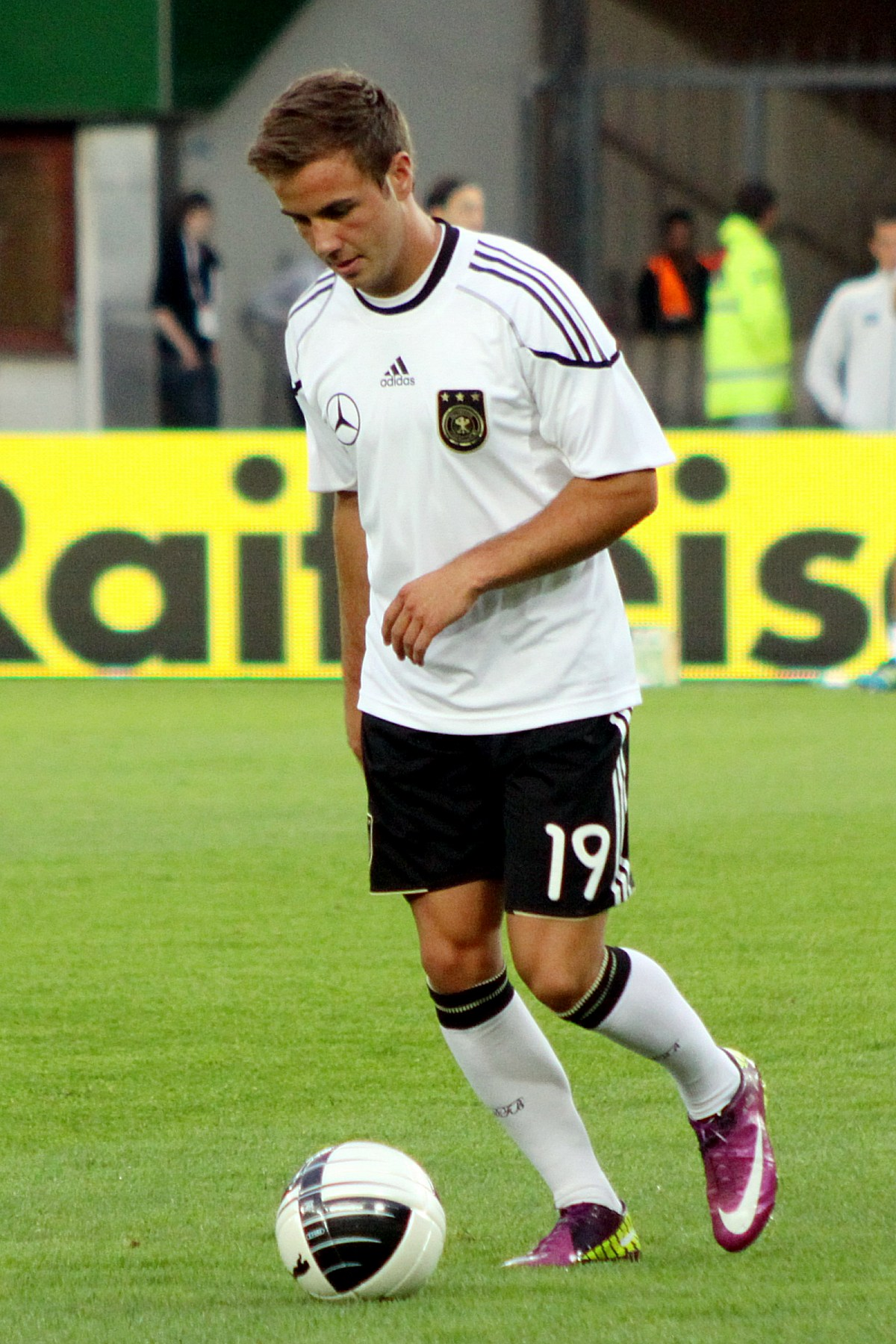 Wikipedia Mario Götze