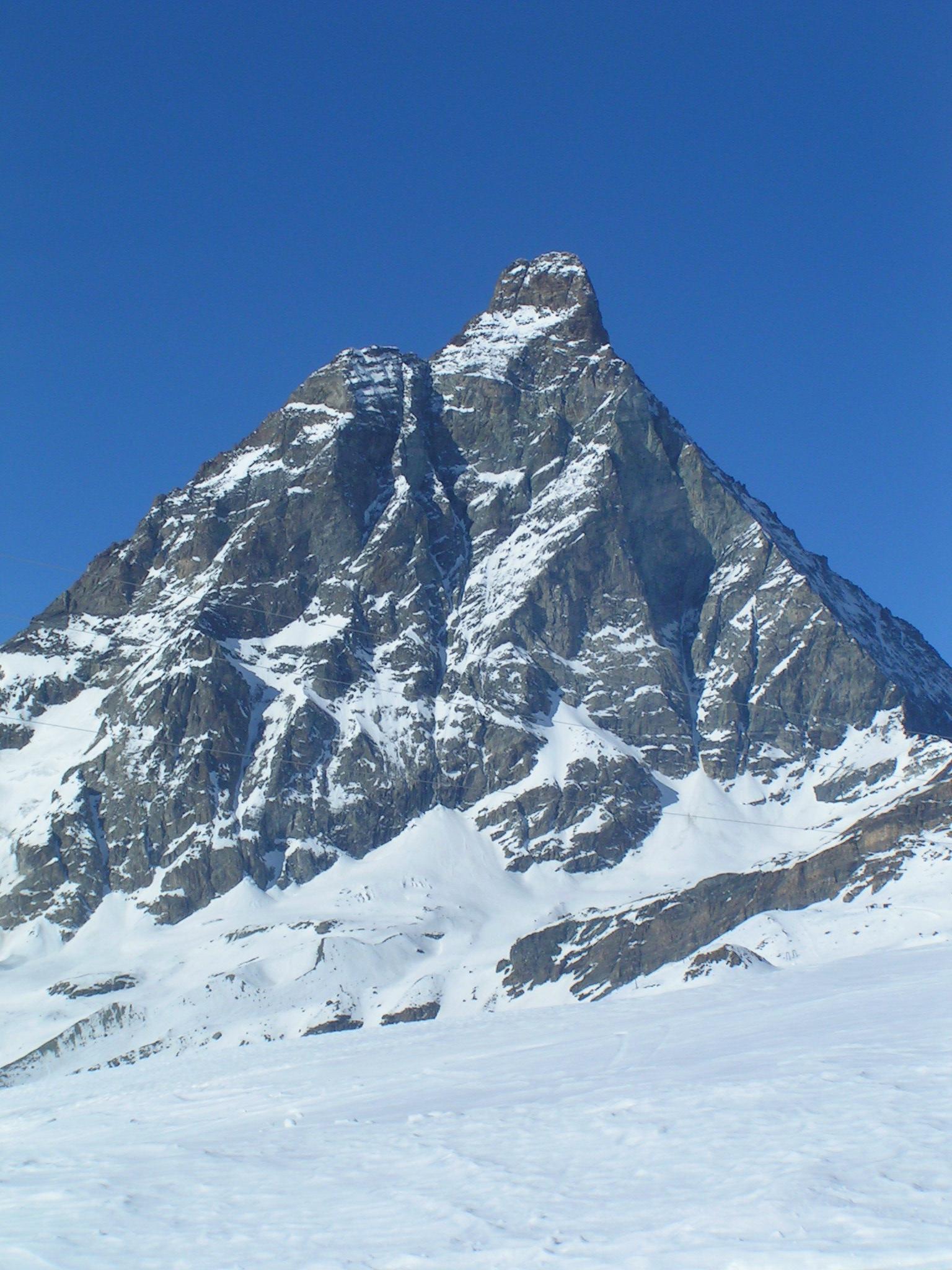 Portail de la montagne