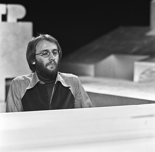 Depiction of Maurice Gibb