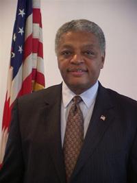 James D. McGee American diplomat