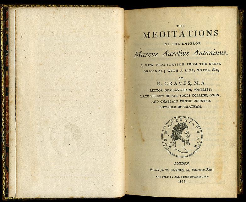 marcus aurelius meditations essay