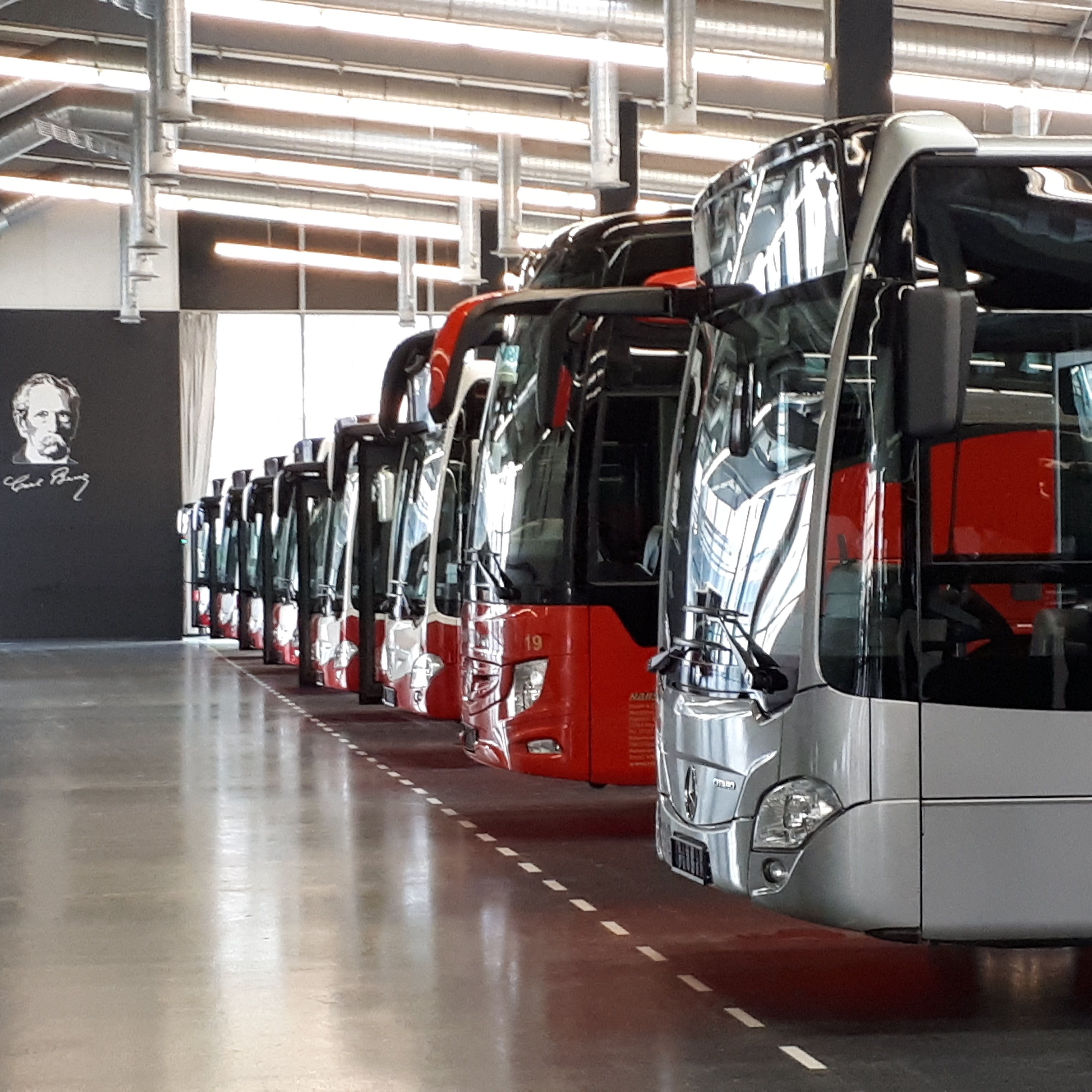 Daimler Werk Mannheim