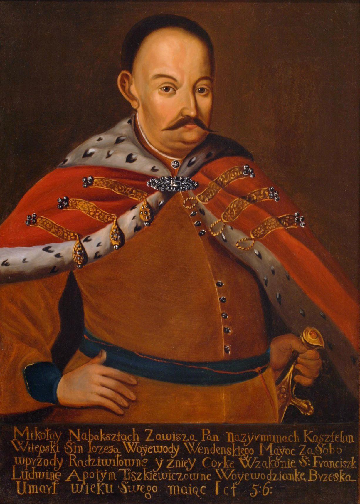 Mikołaj Zawisza