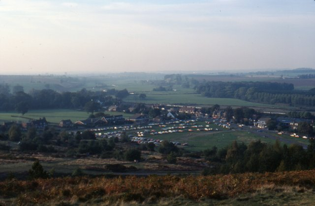 Milford Common, Cannock Chase - geograph.org.uk - 959310